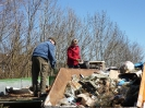Müllsammeln 2010